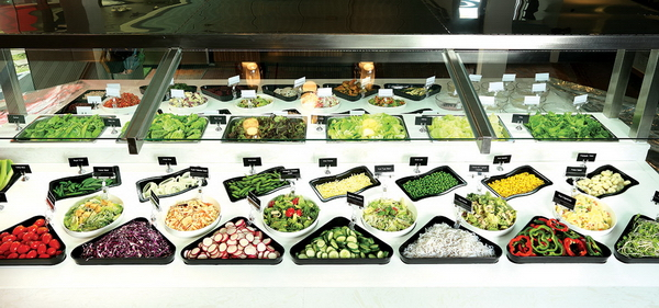 Commentary: Roads are like an all-you-can-eat salad bar